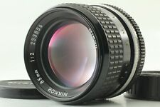 【Exc+++++】Nikon Nikkor Ai-s Ais 85mm f2 Prime MF SLR Lens from JAPAN