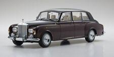 Kyosho Rolls Royce Phantom VI 1/18 Scale Diecast Car Model Toy RED KS08905RBK