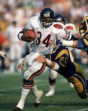 WALTER PAYTON CHICAGO BEARS RAMS NFL FOOTBALL RUNNING BACK 8x10 PHOTO THE BEST!