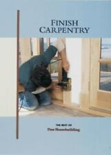 Finish Carpentry: By DeKorne, Clayton, Cushman, Ted