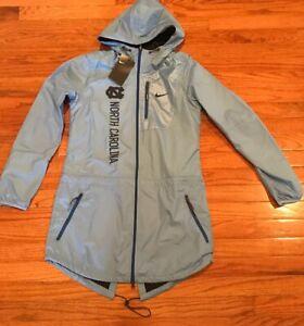 Nike North Carolina UNC Tar Heels Women's Jacket XS  NWT $125 Packable