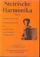 Steirische Harmonika Heft 2 - Steff und Josef Heffner