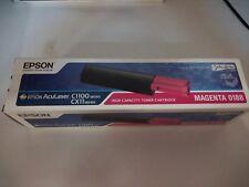 Toner EPSON 0188 Magenta pour CX11 C1100 series (originale)