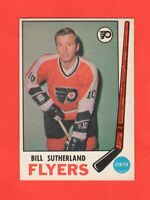 1969-70 OPC  #  172  Bill Sutherland nrmnt