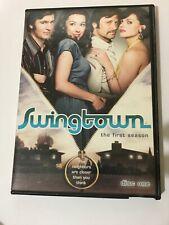 Swingtown The First Season Dvd 2008 4 Disc Set