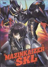 DVD Mazinkaizer Skl ~ Mazinkaiser Skull by Go Nagai New Slipcase 2010