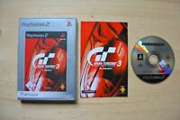 PS2 - Gran Turismo 3: A-spec - (OVP, mit Anleitung)
