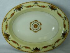 HAVILAND china POMONA (France) Small Oval Meat Platter