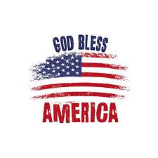 God Bless America Flag Refrigerator Fridge Gift Magnet Free Shipping WorldWide