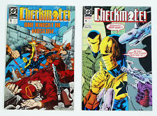Checkmate DC Comic Book Lot 19 & 30