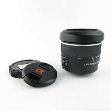 Per Sony Alpha DT 3.5-5.6/18-55 Sam obiettivo/Lens
