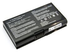 8cell A42-M70 Batterie pour ASUS M70V X71 G71 X72 N70SV G72 F70 A32-M70 A41-M70