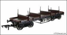 DAPOL 4F-061-003 Bogie Bolster Wagon BR 923528 Bauxite (TOPS YRV (S&T))