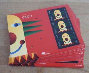 2002 Portugal Azoren; 100 Blocks Zirkus, Bl. 23, postfrisch/MNH, ME 800,-