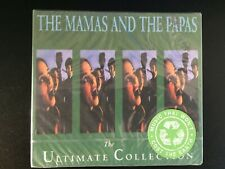 The Mamas and The Papas The Ultimate Collection CD NEW & SEALED