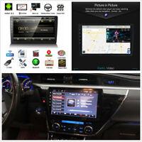 2 DIN 9'' 2+32GB Car Navigation Stereo Radio Video Player BT WiFi 4G Mirror Link