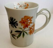 Mug BRUCE HART CCCC cup Vintage Collectible Flowers Coffee Tea