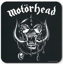 Motorhead Warpig logo  cork-backed drinks coaster (lsh)