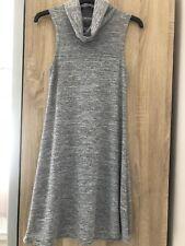 New Look Size 6 Grey Swing Dress