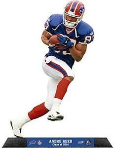"Andre Reed Buffalo Billls NFL StandZ Action Photo Desktop 10"" Display"