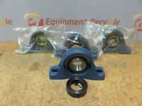 RHB Sealmaster Pillow Block Bearing Bolt Mounted New Lot of 4