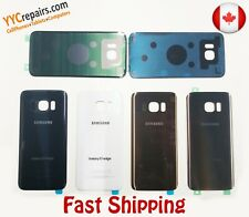 OEM Samsung Galaxy S7 Edge G935 Rear Glass Back Cover Replacement + Adhesive