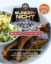 NBC Sunday Night Football Cookbook - NFL - 2008 - Trade Cloth (Hardcover)