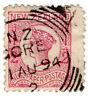 (I.B) New Zealand Postal : Newspaper Postage ½d