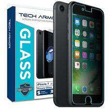 Tech Armor Privacy Ballistic Glass Screen Protector for Apple iPhone 7 /iPhone 8