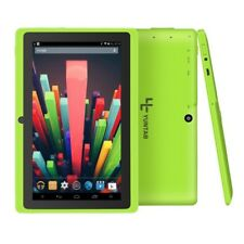 """7"""" Tablet PC Android4.4 Q88 A33 8GB Quad-core WIFI Dual Camera Bluetooth Green#A"""