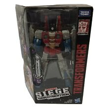 Transformers Generations STARSCREAM War for Cybertron: Siege WFC-S24