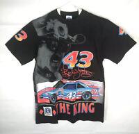 VTG 92 NOS Richard Petty SIGNATURE SERIES NASCAR T Shirt New L STP THE KING New