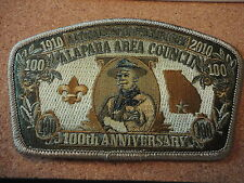 2010 BSA 100th Anniversary - Alapaha  JSP - Only 100 made - Baden Powell Issue -