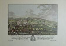 Carl Schütz Das Schloss Schönbrunn Wien - Kunstblatt Reproduktion art print