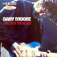 Gary Moore CD Single Still Got The Blues - France (VG+/EX+)