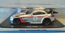Spark 1:43  S1027 MERCEDES BENZ SLR 722 GT Trophy....excellent rare piece!