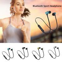 Auricolari Cuffie wireless sport Bluetooth  stereo +Microfono Per Smartphone SPL