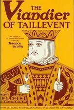 The Viandier of Taillevent: An edition of all extant manuscripts by University of Ottawa Press (Hardback, 1988)