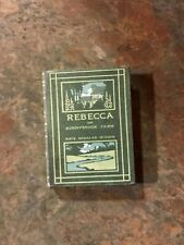 Doll Sized Mini Book Rebecca Of Sunnybrook Farm for American Girl Samantha