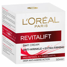 NEW L'Oreal Paris Revitalift Deep Anti-Ageing Action Extra Firm Day Cream 50ml