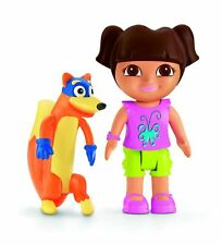 DORA L'ESPLORATRICE ACTION FIGURE DORA & SWIPER NICKELODEON FISHER-PRICE X7994