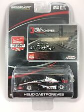 1/64 Scale 2015 Greenlight Helio Castroneves #3 Team Penske IndyCar Diecast