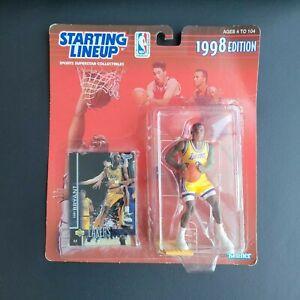 Kobe Bryant 1998 NBA Starting Lineup Los Angeles Lakers HOF Hall of Fame