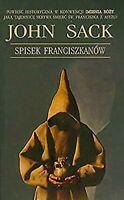 Spisek Franciszkanow par Sac, John