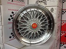 RS WHEELS CSR 2 FELGEN 8,5x19 5x112/120 VW AUDI MERCEDES SEAT SKODA BMW M3