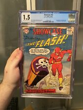 SHOWCASE #13 CGC 1.5 1958 3RD APPEARANCE OF SILVER AGE FLASH