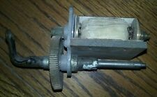 Antique Motor - Electric Industrial Gears/Parts ONLY Copper Brass - Steampunk
