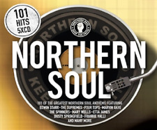 101  NORTHERN SOUL - VARIOUS ARTISTS (NEW  SEALED 5CD)