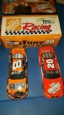Tony Stewart ACTION Home Depot AND 3 DOORS DOWN 1:32 diecast