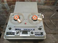 Vintage Telefunken Magnetophon 96 Reel To Reel Tape Recorder Player 1960s/1970s